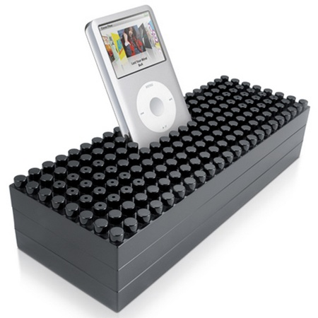 iBlock Dock Speaker for iPod Players