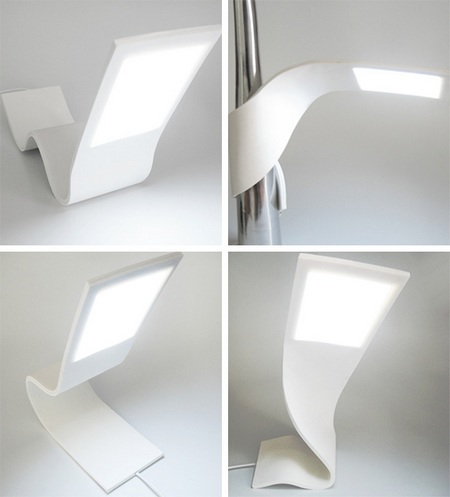 iLamp Flexible Lamp by System Design Studio