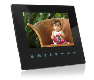 Jobo Nano 7 Digital Photo Frame