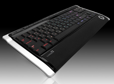 Luxeed U5 Color Changing LED Keyboard