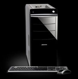 Medion Akoya P7700 D Quad-Core Multimedia PC