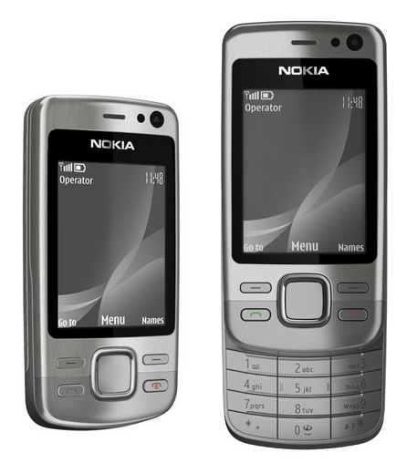 Nokia 6600i slide 5Mpix Mobile Phone
