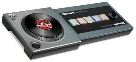 Numark SCRATCH DECK DJ Gaming Controller