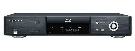 Oppo BDP-83 Blu-ray/SACD Player