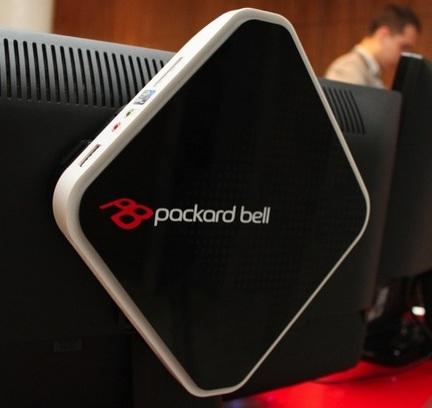 Packard Bell iMax mini Nettop PC