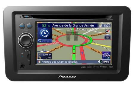 Pioneer NavGate AVIC-F9110BT Multimedia Navigator