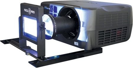 RealD LP Mobile Single-Projector 3D Solution