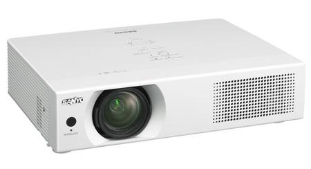 Sanyo LP-WXU700 WiFi-n LCD Projector
