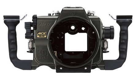 Sea&Sea MDX- PRO 5D Mark II Waterproof Housing