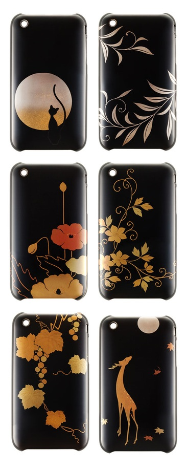 softbank-japan-texture-case-for-iphone-3g