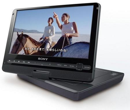 Sony DVP-FX930 Portable DVD Player