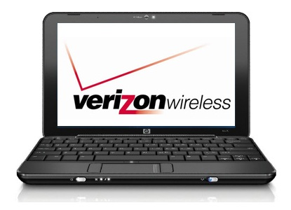 Verizon HP Mini 1151NR Netbook