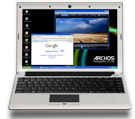 Archos 13 Ultra portable Notebook