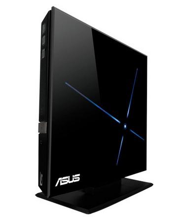 Asus SBC-04D1S-U Super-Slim External Blu-ray Combo Drive