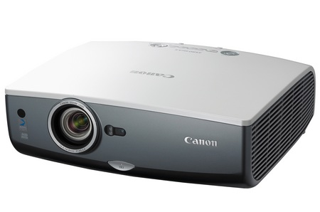 Canon REALiS SX80 Mark II D multimedia projector