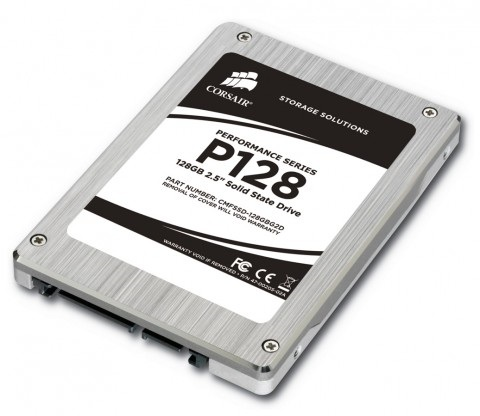 Corsair Performance P128 and P64 SSDs