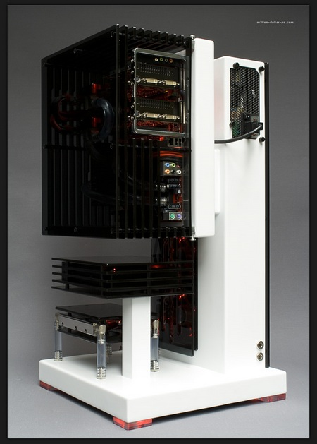 Edelweiss PC rebuilt in White 3
