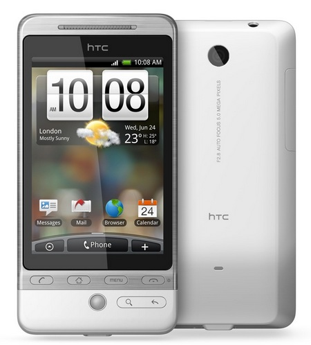 HTC Hero G3 Android Smartphone