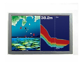 Mitsubishi 9.0-Inch Color TFT-LCD Modules
