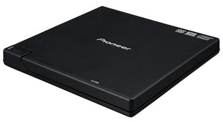Pioneer DVR-XD09J Portable 8X DVD Burner