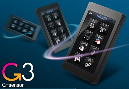 Safa G3 PMP with Accelerometer