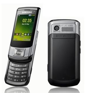 Samsung C5510 Slider Phone