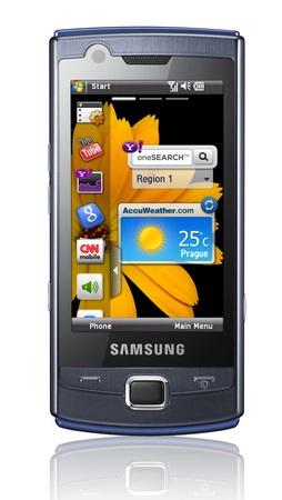 Samsung OmniaLITE B7300 Touch Phone