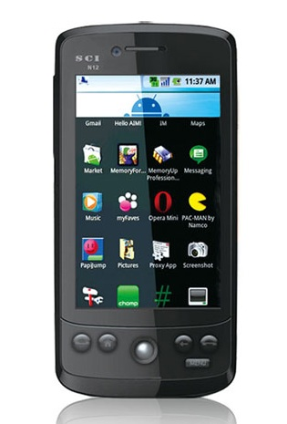 SciPhone N12 Android Phone