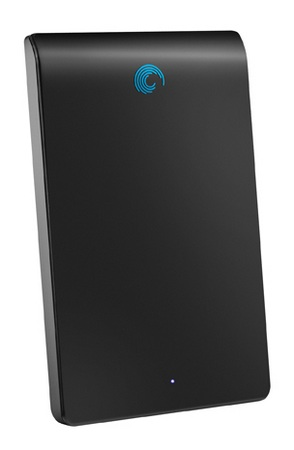 Seagate BlackArmor PS 110 portable drive