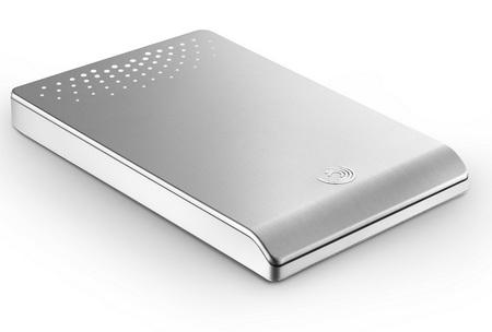 Seagate FreeAgent Go 640GB External Hard Drive