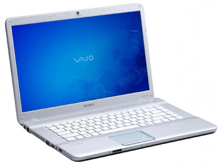 Sony VAIO NW 15.5-inch Blu-ray Notebook just $880 open