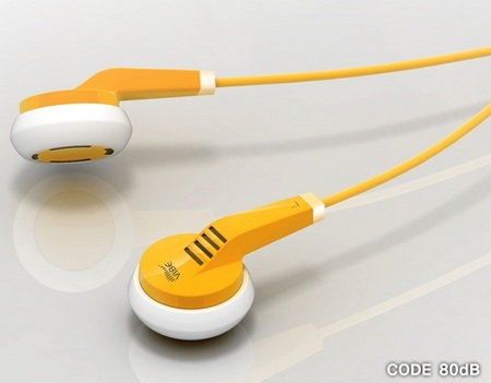 VibeBS 80dB In-ear Vibration Earphones