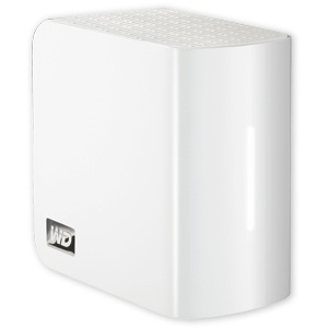 Western Digital My Book World Edition II 4TB NAS