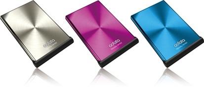 A-DATA NH92 World's Slimmest Portable Hard Drive