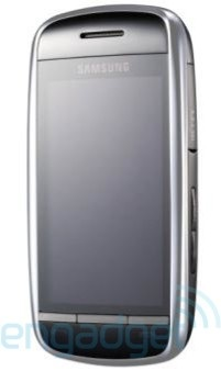 AT&T Samsung Infinity Touchscreen Phone