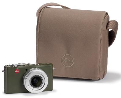 Leica D-LUX 4 Safari Special Edition