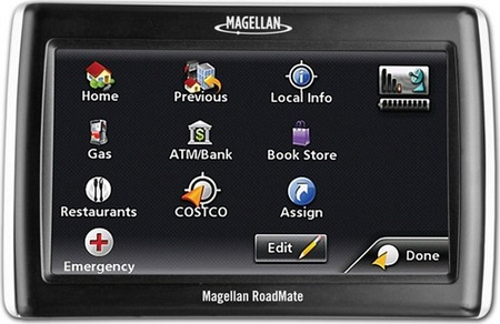 Magellan RoadMate 1475T GPS Navigation Device