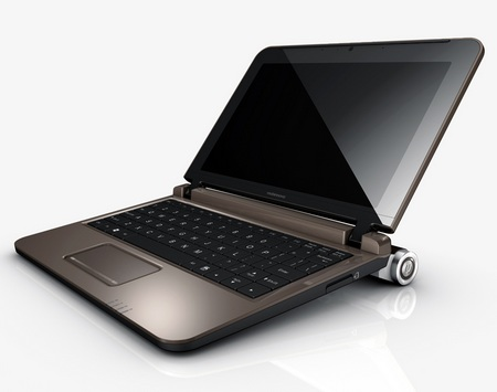 Mobinnova élan NVIDIA Tegra-powered netbook