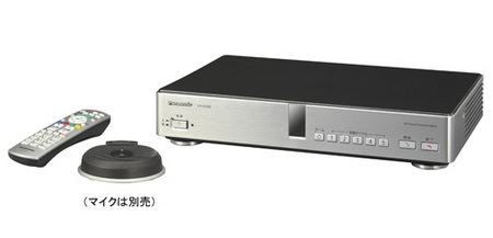 Panasonic KX-VC500 HD Video-conferencing System