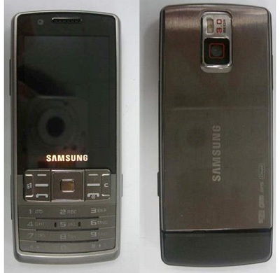 Samsung B5100 Symbian Phone