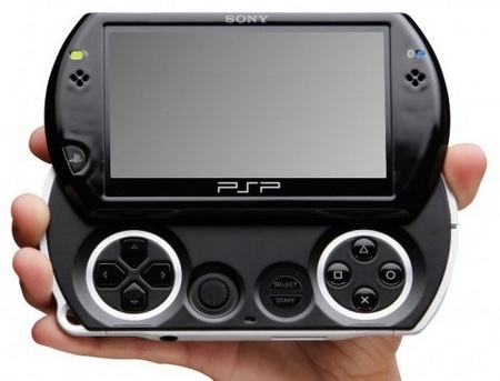 Sony PSP Go Now Official