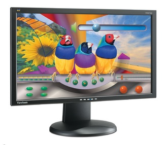 ViewSonic VG27 series Ergonomic LCD Monitors