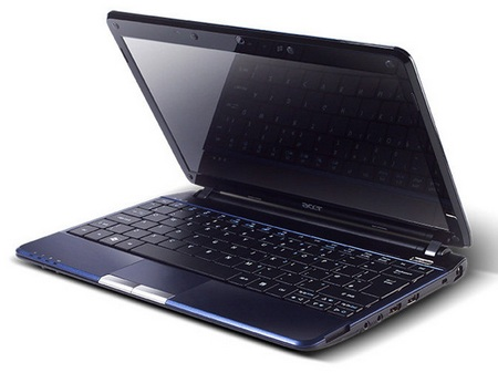 Acer Aspire Timeline 1810T Notebook blue