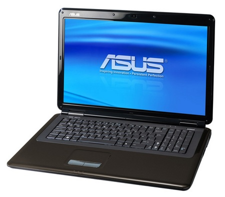 Asus K50AB, K50IJ, and K70AB Notebooks