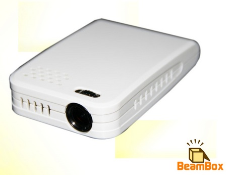 BeamBox Essential G2 Pico Projector