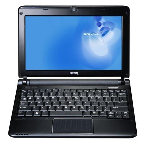 BenQ Joybook Lite U102 Netbook front