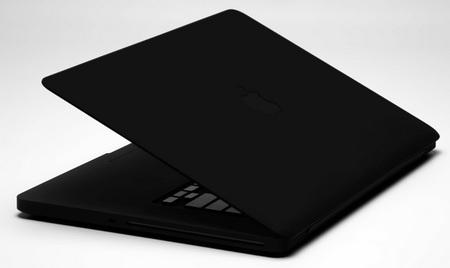ColorWare Stealth MacBook Pro in matte black cover