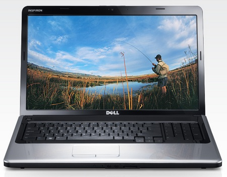 Dell Inspiron 17 Notebook PC front