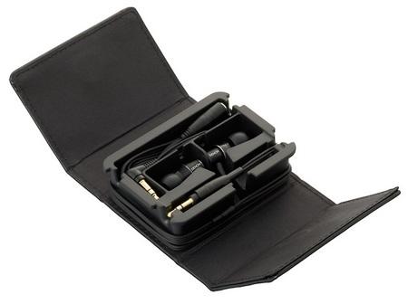 Denon AH-C710 In-ear Headphones in the case