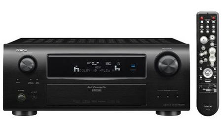 Denon AVC-3310 AV Surround Amplifier